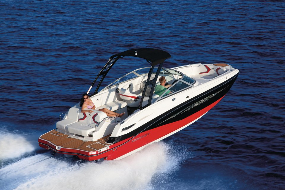 Monterey Boats: Your Best Boating Etiquette