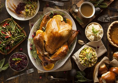 Thanksgiving Leftovers: 5 On the Water Ideas