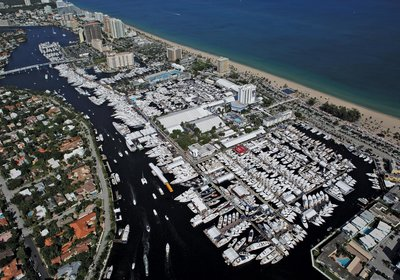 Fall and Winter Florida Boat Shows