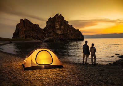 Camping with Your Monterey: Our 5 Tips