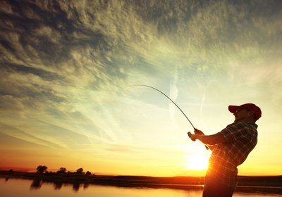 The 5 Stages of Every Fishing Trip