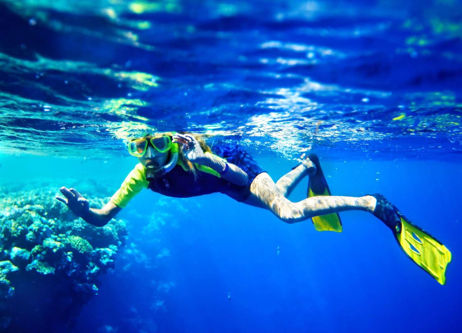 All About SNUBA: A New Kind Of Diving