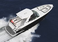 Monterey Boats Proudly Introduces The 378SE!