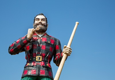 Paul Bunyan Day: Getting to Know the American Legend