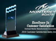 Monterey Boats Awards Top CSI Dealers