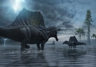 Could Dinosaurs Swim? ...And Other Prehistoric Peculiarities