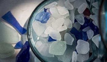 The Mystique of Sea Glass Beaches