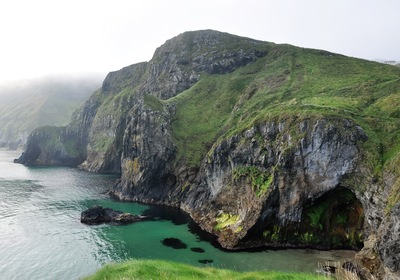 Exploring the Caves of the Emerald Isle