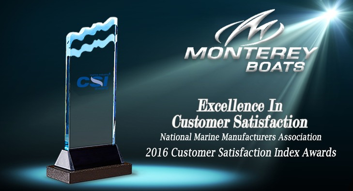 Customer Satisfaction Award Winner- 16 awards in 12 Years!