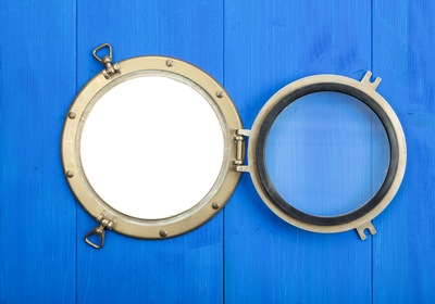 Porthole Décor: A Maritime Relic Turned Conversation Piece