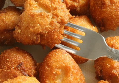 History of the Hushpuppy