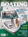 Boating Magazine's 378SE June Cover Issue and Boat Test & Review