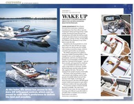 Monterey Utilizes Forward Drive To Launch A Surfing Boat With Pizzazz