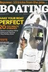 Boating Magazine Features the Monterey 328SS