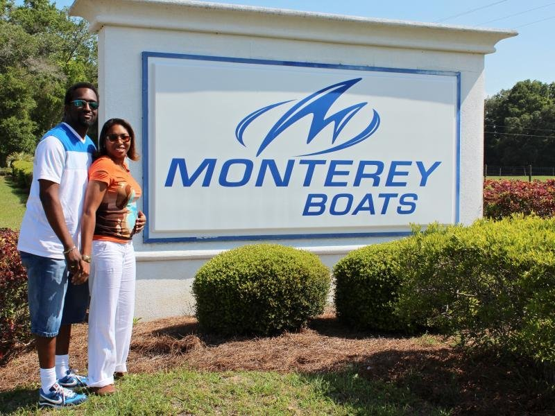 Donald & Hope, New Monterey owners, Michigan