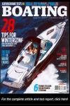Monterey 288SS Boating Magazine Review